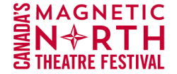 Magnetic North Theatre Festival logo